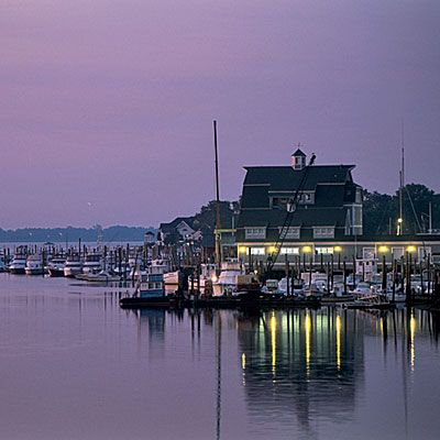 South Norwalk, Connecticut - Coastal Living