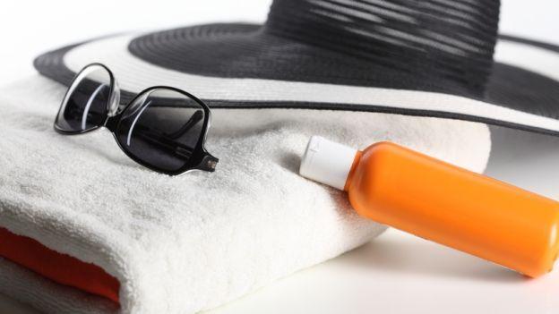 Come proteggere la pelle dai primi raggi di sole