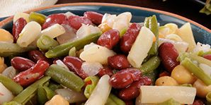 Easy Green and Red Bean Salad | Canadian Diabetes Association