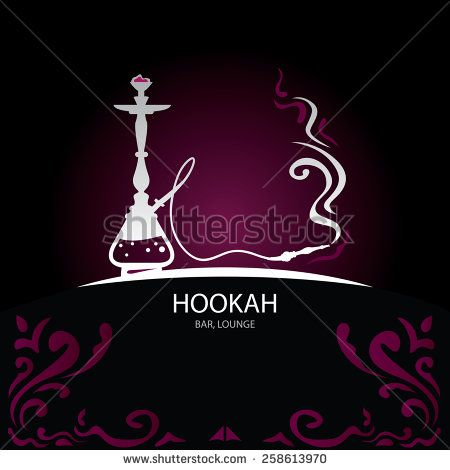 Blue Purple Shisha Lounge Logos   Google Search