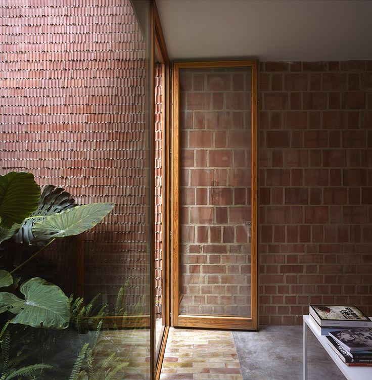 477 best BRICK   batu bata images on Pinterest   Bricks, Brick ...