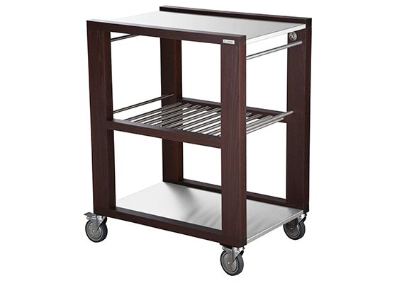 Legnoart Whippy Trolley Thermo Ash Kitchen