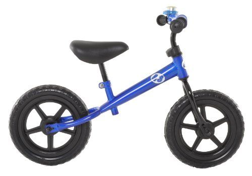 Vilano No Pedal Push Balance Bicycle for Children, Blue http://coolbike.us/product/vilano-no-pedal-push-balance-bicycle-for-children-blue/
