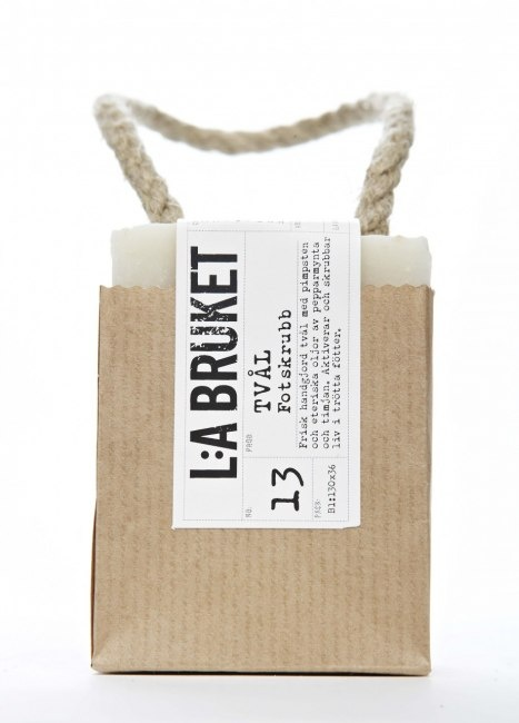Simple and great soap #packaging PD