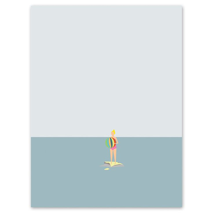 Ocean Svømmere No.03 (girl)
