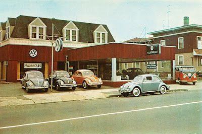 VW-Dealer
