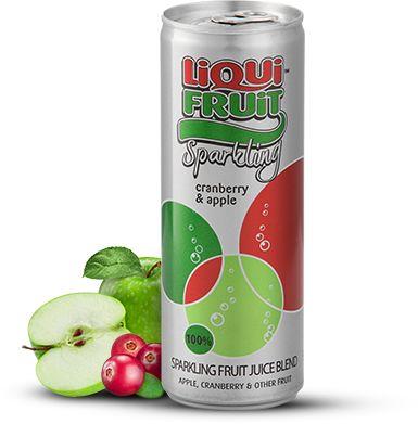Cranberry & Apple | Liqui-Fruit