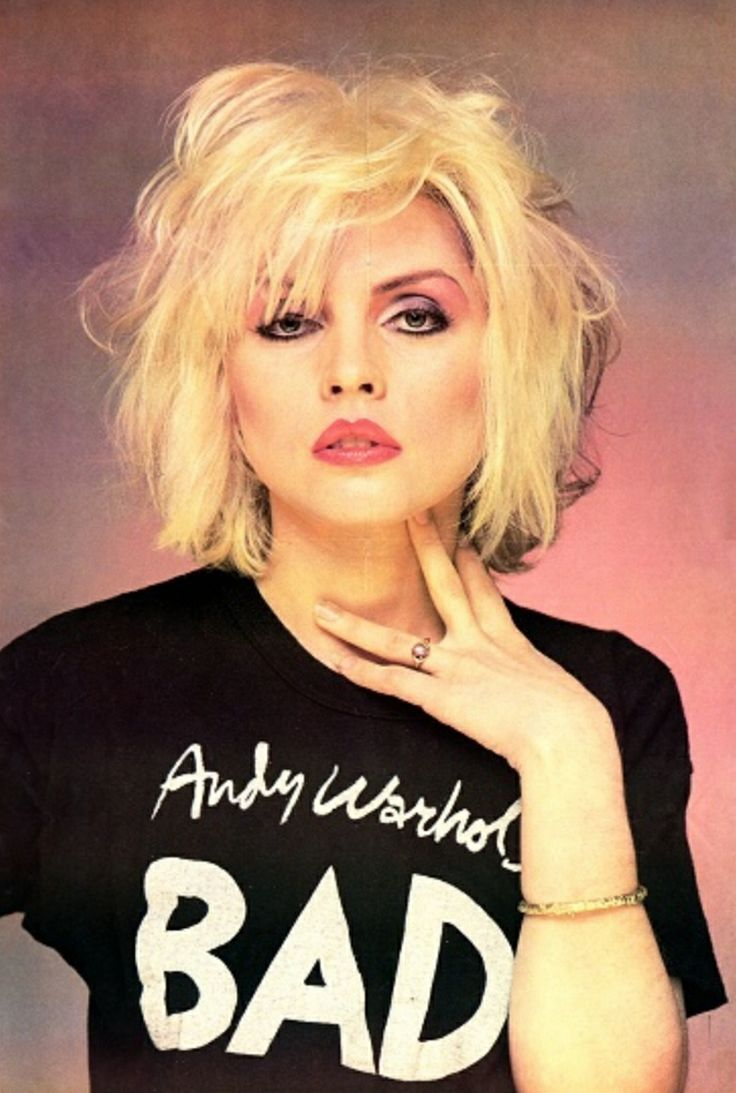 Image result for deborah harry 80s