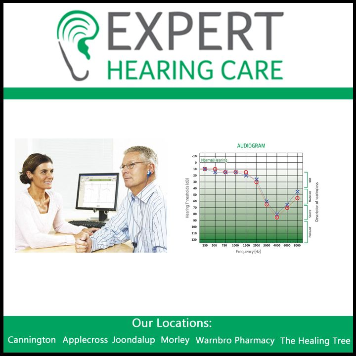 We never recommend hearing aids which won't cater to your listening needs. Schedule your free hearing check today: http://bit.ly/2huiirl #ExperthearingCare