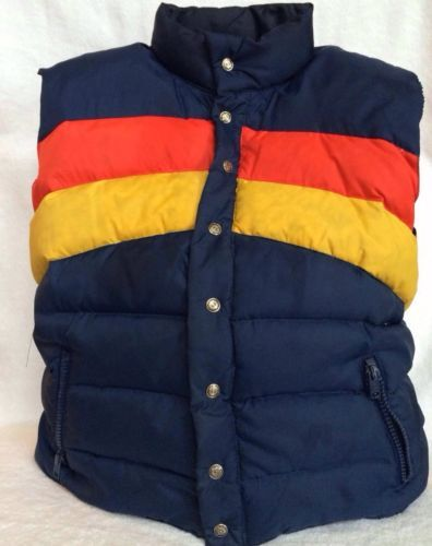 Vintage Ski Vests