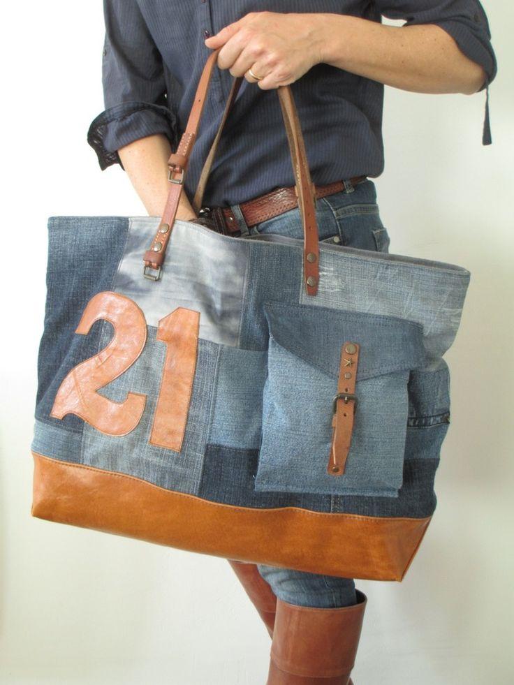 Les 25 meilleures id es de la cat gorie tuto sac cabas sur - Tuto grand sac cabas ...