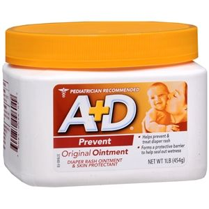 Haven't had an issue with diaper rash at all yet!  Try to air-dry the bottom a bit before re-diapering and slather this on... love the tub on the changing table... easier than the tube  A+D Original Ointment, Diaper Rash and All-Purpose Skincare Formula