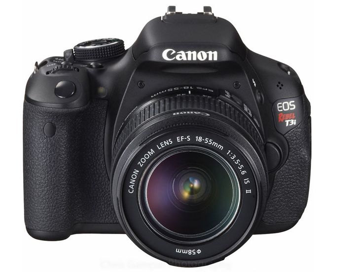The Rebel series of cameras are Canon's entry-level SLR.