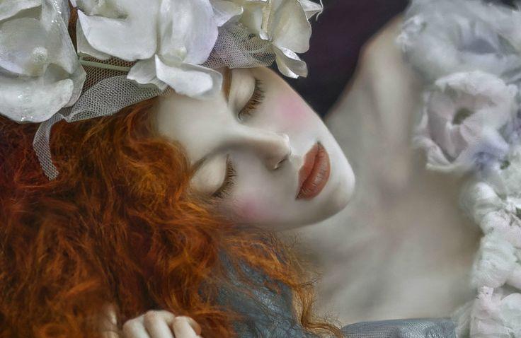 "Agnieszka Lorek, ""Ophidia's Dream"", detail"