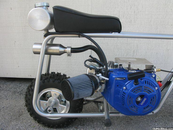 237 Best Mini Bike Taco 125cc 6 5cc 212cc Images On