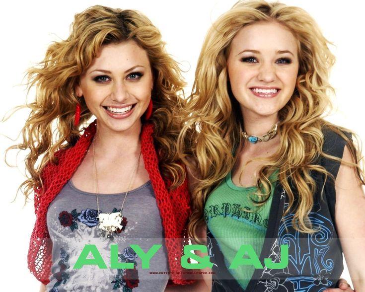 Aly and Aj Michalka