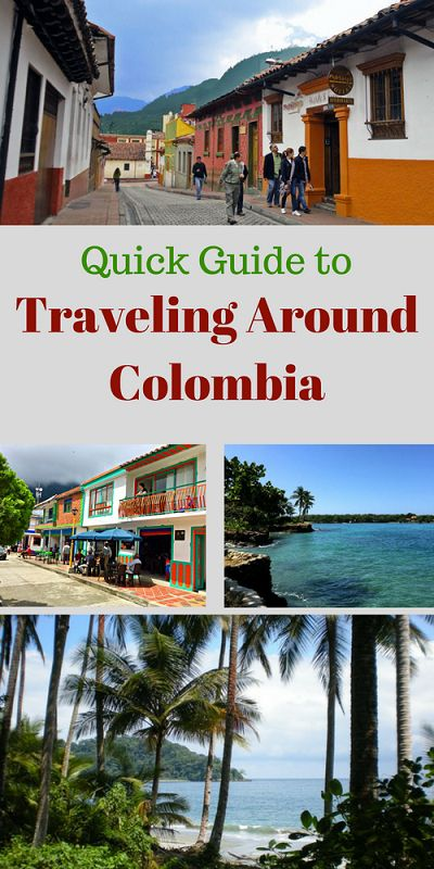 This will help for planning a trip to Colombia