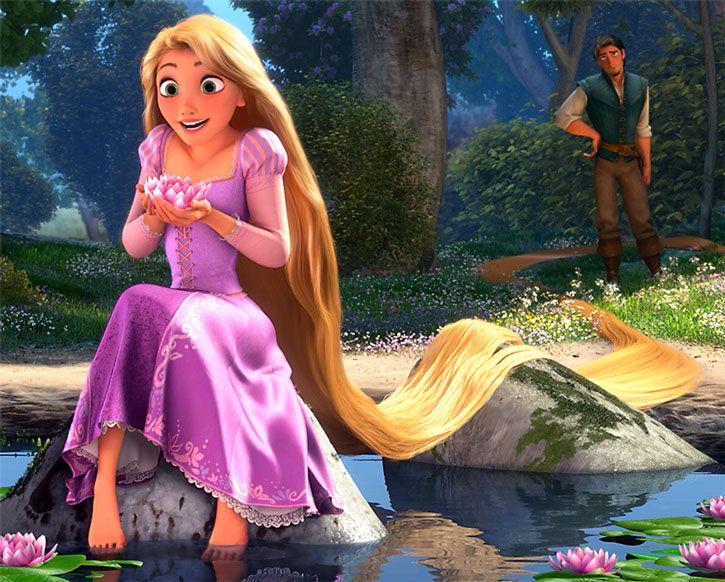 Rapunzel Tangled Movie Disney Character Profile Tangled Movie Disney Princess Rapunzel Rapunzel Tangled Movie
