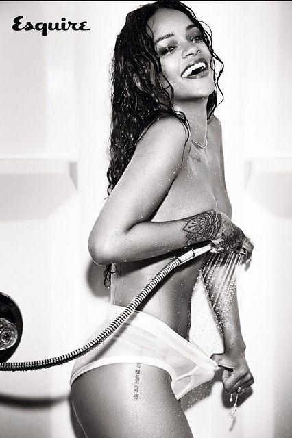 Rihanna's U.K. Esquire Photo Shoot Is Really Racy (& NSFW) #refinery29 http://www.refinery29.com/2014/11/77426/rihanna-esquire-uk-december-2014#slide5