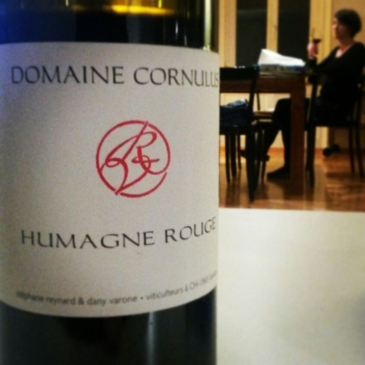 Domaine Cornulus / Humagne Rouge / Reynard & Varone / Wallis ... sehr gut mit folgender Langeweile