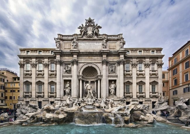 Seven on-trend travel destinations to visit in 2016 : Rome, Italy Plus, the Trevi Fountain recently reopened after a restoration sponsored by Fendi, so now's never been a better time to throw a coin into the water and wish for good luck.