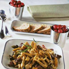 Straccetti di tacchino alle olive