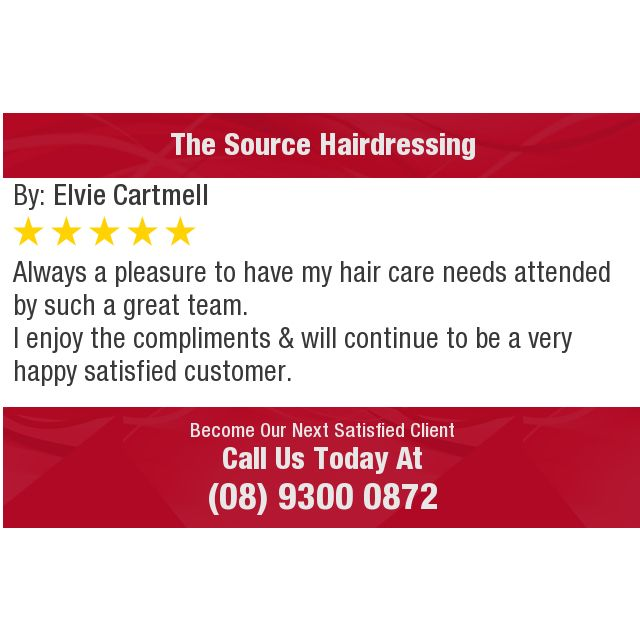 Always a pleasure to have my hair care needs attended by such a great team. I enjoy the...
