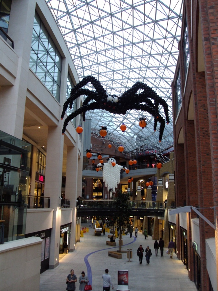 Hallowen spider.