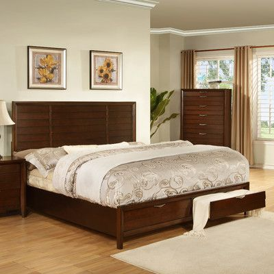 Lancaster Panel Bed Size: Queen - http://delanico.com/beds/lancaster-panel-bed-size-queen-623922660/