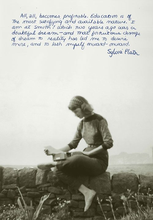 plath-notecard-front: Books, Quotes Sylvia Plath, Silvia Plath Quotes, Sylvia Plath Quotes, Sylviaplath, Literary Quotes