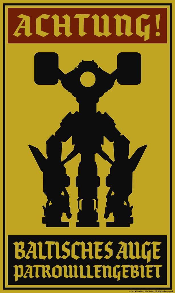 Meet the Robotic enemies of Wolfenstein: The New Order