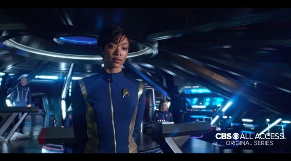Star Trek Discovery, arriva il prequel di Star Trek , il trailer ufficiale