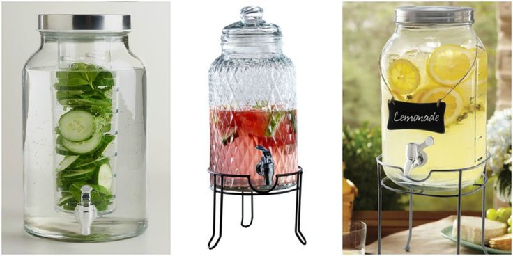 9 Drink Dispensers That Are Ready for Outdoor Parties