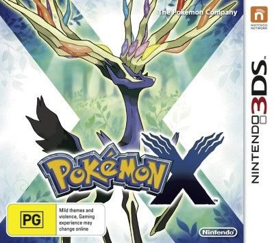 Just listed on our website: 3DS Pokemon X Check it out here! http://www.thegamescorner.com.au/products/3ds-pokemon-x?utm_campaign=social_autopilot&utm_source=pin&utm_medium=pin