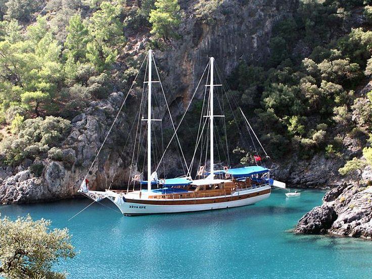 gulet cruise in Turkey - AHHHmazing!
