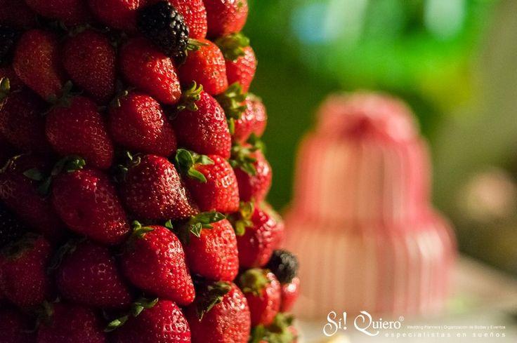 #Fruta // #Fruit | Goyo #Catering (2014) #Wedding #Manilva #Boda #Buffet #Desserts Wedding Planner: @siquiero