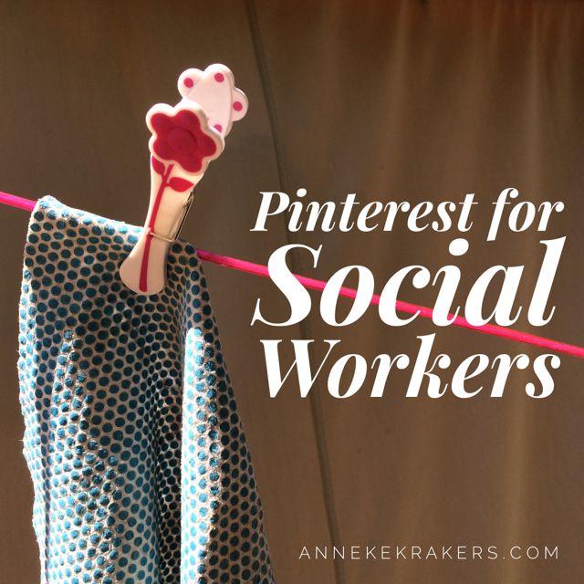 Pinterest for Social Workers - https://www.socialworkhelper.com/2016/01/27/pinterest-social-workers/?Social+Work+Helper