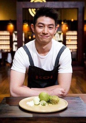 Reynold Poernomo, Australian of Indonesian descent, crowned Master Chef Australia Dessert King 2015