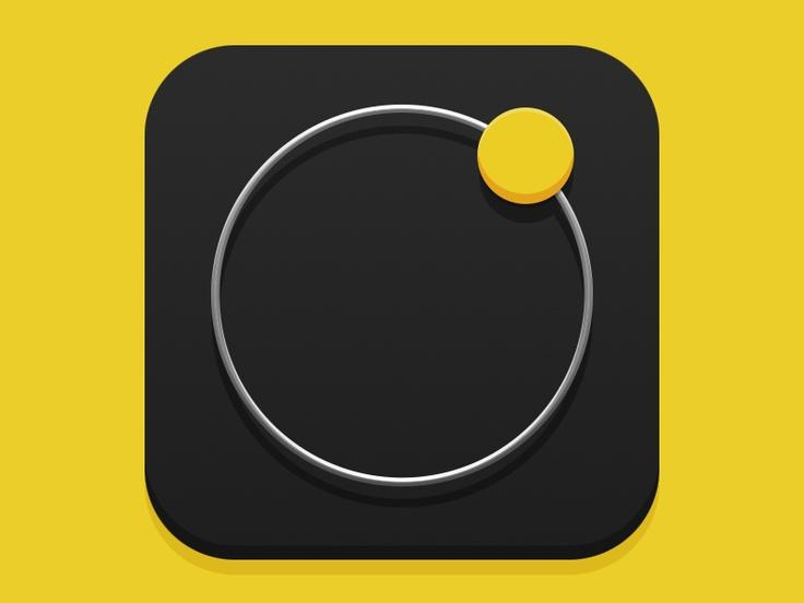 Sunny app icon by Adam Hayek