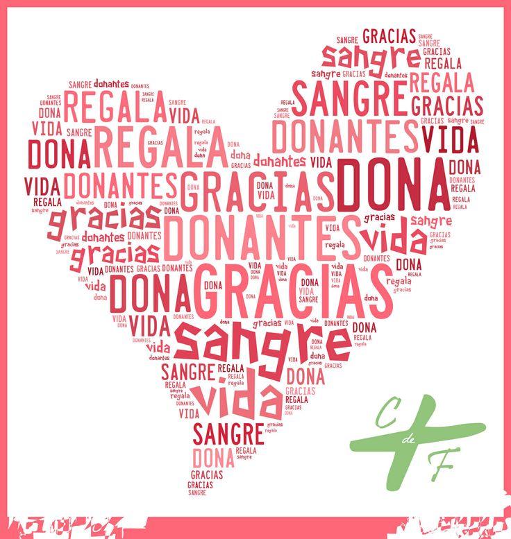 ¡¡GRACIAS!! Día Mundial del Donante de SangreEl 14 de junio se celebra el #DíaMundialdelDonantedeSangre. En www.consejosdefarmacia.com me adelanto y doy las gracias a todos los donantes de sangre anónimos y altruistas que han salvado tantas vidas. ¡¡GRACIAS!!  #DonaSangre #DonaVida http://www.consejosdefarmacia.com/2014/06/14-junio-dia-mundial-donante-sangre.html