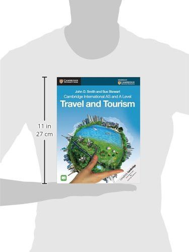 Cambridge International AS and A Level Travel and Tourism (Cambridge International Examinations)