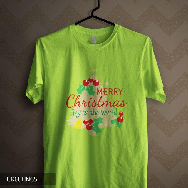 'Greetings' - Kaos Natal dengan latar belakang gambar pohon Natal dan ucapan 'Merry Christmas' (seri kaos Natal). Size lengkap, mulai dari #KaosAnak sampai kaos dewasa. Bisa kompakan bareng sahabat dan keluarga saat perayaan #Natal di #gereja. All items ready stock di www.teesalonika.com --- CP : BBM (32605316) / WA (08811575513) ---- #KaosKristen #KaosRohani #Kaos #JadilahTerang #Natal #KaosCouple #KaosFamily