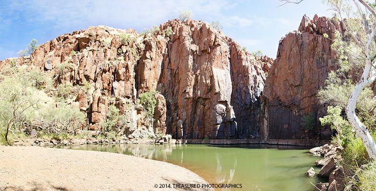 Python Park - Millstream, Chichester National Park - Western Australia.