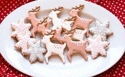 *素敵なクリスマスクッキーの画像* : 【スイーツ画像集】冬の定番☆『♥クリスマスクッキー♥』 - NAVER まとめ