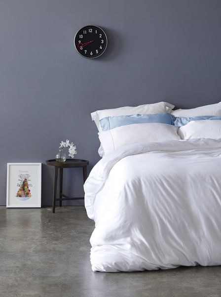 Bamboo Daydream Duvet Cover Set - Feather White100% Organic Bamboo Lyocell Bedding