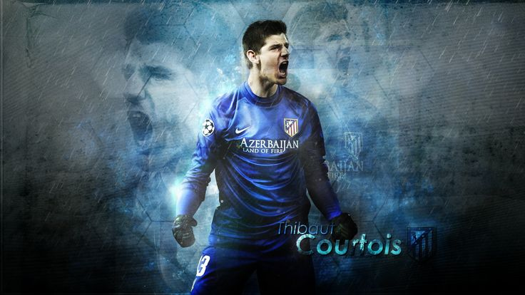 Thibaut Nicolas Marc Courtois is a Belgian professional footballer who plays as a goalkeeper for Premier League club Chelsea and the Belgium national team. Wikipedia Born: 11 May 1992 (age 25), Bree, Belgium Height: 1.99 m Weight: 91 kg Salary: 3 million EUR (2012) Current teams: Chelsea F.C. (#13 / Goalkeeper), Belgium national football team (#1 / Goalkeeper) Siblings: Valérie Courtois, Gaetan Courtois