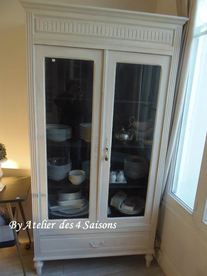 1000 id es sur le th me vaisselier sur pinterest buffet for Armoire pour salon