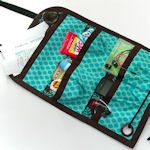 10 Free Craft Projects For The Car: {Sewing}