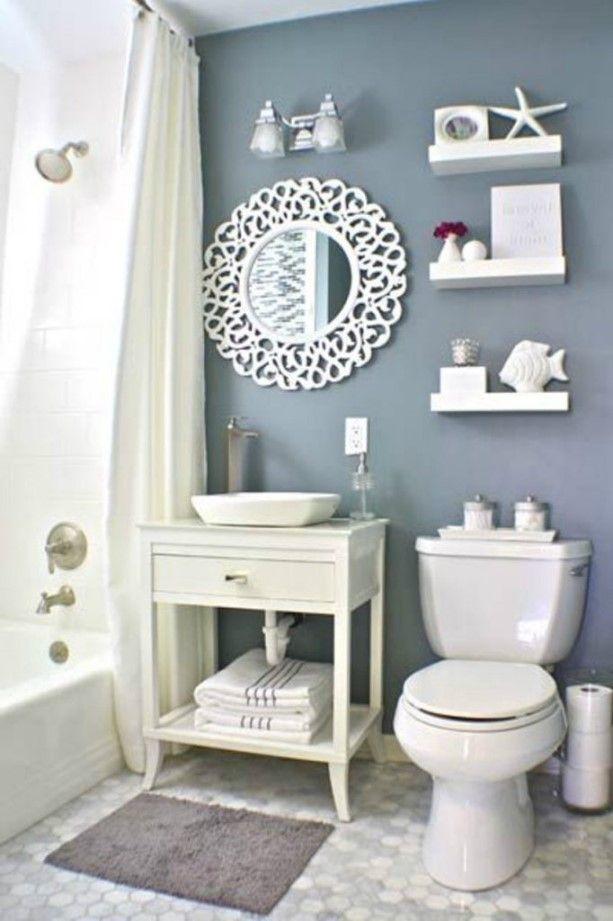 Coastal Decor27 Mind Blowing Coastal Decor Bathroom Ideas