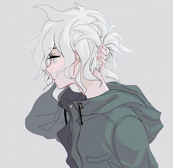 Nagito Komaeda   After waking up from your coma you are fac… #fanfiction #Fanfiction #amreading #books #wattpad